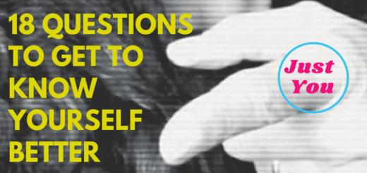 18 life questions