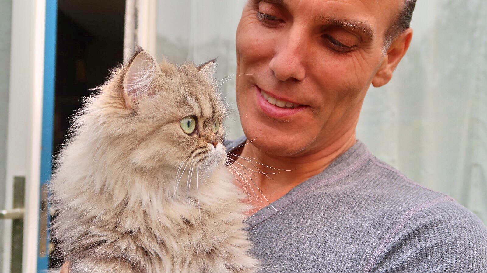 Jaco en Isabella cutie cat