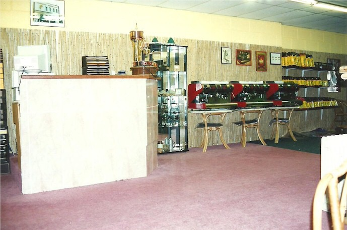 Espresso machines office