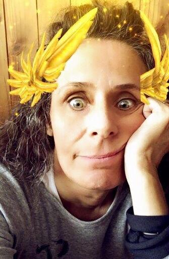 Celesta thinking about life