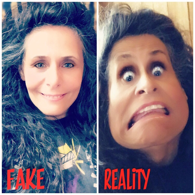 Fake vs Reality
